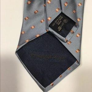 67494bf64ae7 Ermenegildo Zegna Accessories - Ermenegildo Zegna NeckTie 100% Silk Dusty  Blue